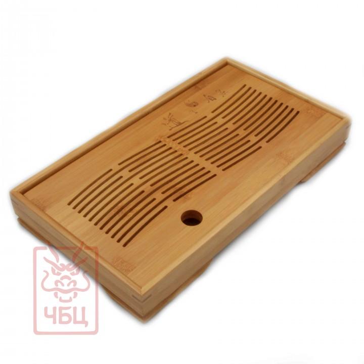Чабань бамбуковая с иероглифами