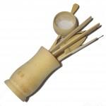 Инструменты (кисточки, щипцы, шило)