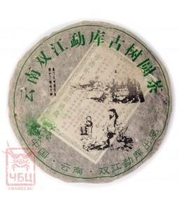 """""""Лу Юй"""", 2004 г,  Мэнку, 357 гр"""