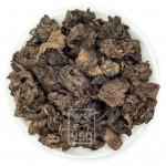 Рассыпные пуэры разных видов: гунтин,  лист, головы пуэра, смола, почки