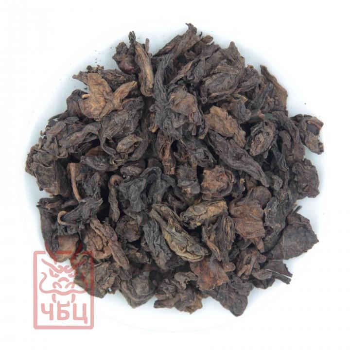 Старые пуэрные головы Лао Ча Тоу из Юндэ